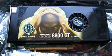 BFG Tech OC Nvidia GeForce 8800 GT 512 MB Dual DVI Graphics Card GPU