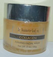 DR JEANNETTE GRAF MD Collagen Firming Facial Mask 2 OZ FULL SIZE ~ SEALED