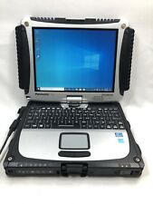 Panasonic Toughbook CF-19 MK7 i5 3340M | 128GB SSD 8GB 2.70GHz | Win 10 | Touch