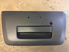 NEW OEM 2005-2012 NISSAN FRONTIER REAR TAILGATE HANDLE / LATCH / TRIM ASSEMBLY