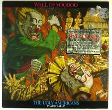 """12"""" LP-Wall of Voodoo-The Ugly Americans in Australia-a3889"""
