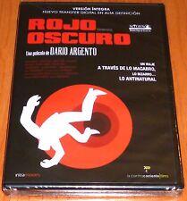ROJO OSCURO / PROFONDO ROSSO - Dario Argento - ITALIANO / opcion subt.español pr