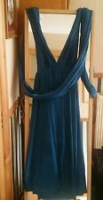 Polyester Sleeveless BHS & Formal Dresses for Bridesmaids