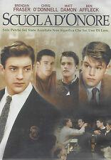 Dvd **SCUOLA D'ONORE** con Matt Damon Ben Affleck nuovo 1992