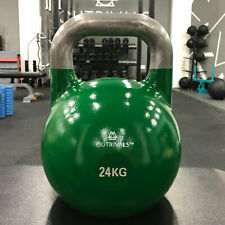 NEW 24KG Heavy Duty Performance KETTLEBELL KETTLEBELLS IRON CAST Fitness Workout