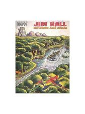 Jim Hall Exploring Jazz Guitar Learn to Play Method Workshop Lesson MUSIC BOOK