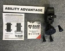 RAM X-GRIP w/TOUGH CLAW SMART PHONE HOLDER for Amigo Mobility Scooters - NEW !
