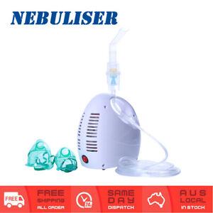 Portable Nebuliz Ultrasonic Compressor Handheld Hospital Asthma Nebulise Machine