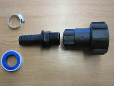 IBC Delivery Kit Adaptor Fitting Hose Nozzle Adblue Fuel Oil Water IBC Tank Tap