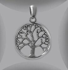 Schöner Lebensbaum Anhänger ... Silber 925... hochwertige Qualität