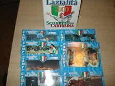 I GRANDI SPECIALI DI LAZIALITA´ 2000 SCUDETTO IN 40 CARTOLINE S.S. LAZIO CALCIO