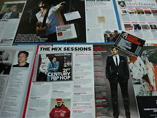 MARK RONSON - MAGAZINE CUTTINGS COLLECTION (REF T30)