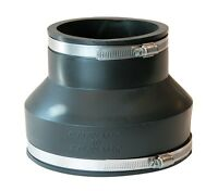 """6"""" x 4"""" Fernco Pipe Connector Coupling - P1056-64"""