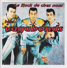 """LES VAGABONDS Vinyle 45 tours SP 7"""" LE ROCK DE CHEZ NOUS -ORLANDO 9031-77527"""