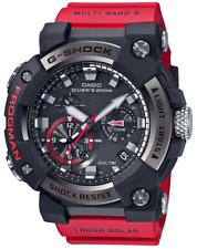 Casio G-Shock Frogman Multi-Band 6 Atomic GWFA1000-1A4 Black/Red Bluetooth 2020