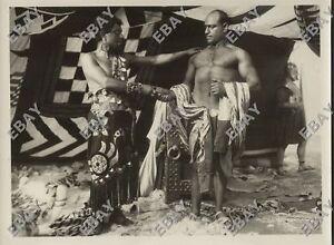 foto film muto CABIRIA Pastrone MASSINISSA (V.De Stefano) MACISTE (B.Pagano)1914