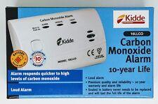 Kidde 10LLCO 10 Year Battery Carbon Monoxide Alarm Kid10llco