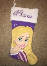 Disney Princess Tangled Rapunzel Christmas Stocking