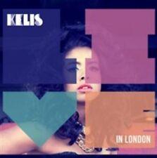 Kelis Live in London Vinyl 2lp