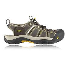 Sandales et chaussures de plage marron KEEN pour homme