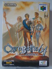 N64 Spiel - Ogre Battle 64:Person of Lordly C. (Jap Import) (mit OVP) 10634912