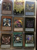 YuGiOh 50+ Card Collection Lot!! Super, Ultra, Secrets, Valuable Cards!! Gift!!
