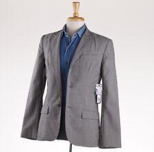 NWT MARC JACOBS Peak Lapel Gray Glen Plaid Wool Blazer 36 R Sport Coat