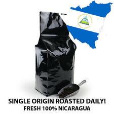 2, 5, 10 LB NICARAGUA FRESH ROASTED COFFEE BEANS - ARABICA