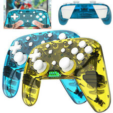 Wireless Bluetooth Gamepad Controller Joypad Rechargeable For Windows PC Switch