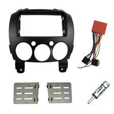 Fascia Harness for Mazda 2 Demio 2007+ facia radio dash kit install stereo panel
