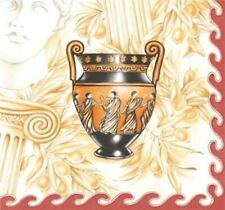 GREEK VASES 20 Lunch Paper Napkins Decoration DECOUPAGE