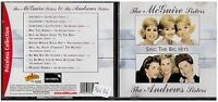 1761 - CD - THE MCGUIRE SISTERS SING THE BIG HITS THE ANDREWS SISTERS