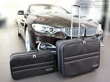 BMW F33 F83 série 4 Convertible Cabriolet Roadster Sac Valise Bagage Sac Set