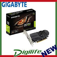 Gigabyte nVidia GeForce GTX 1050 OC Low Profile 2GB Gaming Graphics Video Card