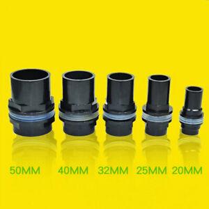 Tank Water Pump Tube Aquarium waterpipe Connector Adapter 40mm Dia