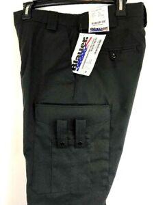 New Blauer 8815WX Womens EMT Uniform Pants Black Size 08 W30