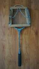 Vintage Badminton Racket Dunlop Match Point Original Fully Functional Collectibl