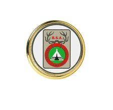 BOY SCOUT NATIONAL CAMPING SCHOOL NECKERCHIEF SLIDE OFFICIAL TEEPEE LOGO BSA NEW