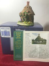 """Lilliput Lane Cottages L2180 """"Harebell Cottage"""" Mint in original box with deed."""