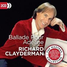 Richard Clayderman Ballade Pour Adeline - Master Collection 2 CD Nuovo Sigillato