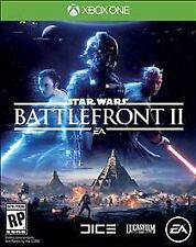 star Wars battlefront ii for Xbox one 2017