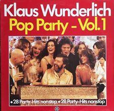 Klaus Wunderlich - Pop Party - Vol.1 - Vinyl LP 33T