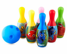2xfinding Dory Bowling Sets1box Is Damaged The Other Good Cond.6 Pins 1 Ball