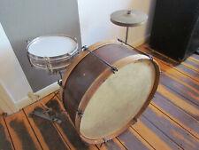 Sonor Vintage Schlagzeug-Kombination, ca. 1920er Jahre