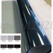 70% VLT little Black Car Home Glass Window Shade TINT Film Vinyl Roll 50x100cm