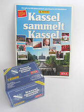 Kassel sammelt Kassel 1 Album + 1 Display (50 Tüten) / Panini / Sticker