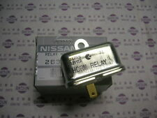 DATSUN 1200 Horn Relay Ass'y Genuine NEW (Fits NISSAN B110 Ute B120 Sunny Truck)