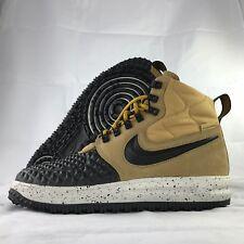 online store f6af8 d979b Nike LF1 Lunar Force 1 Duckboot 17 Gold Black White 916682-701 Mens 8