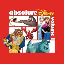 ABSOLUTE DISNEY: VOL.1 - SONDTRACKS V. TARZAN,CINDERELLA,MARY POPPINS... CD NEU