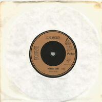 Elvis Presley - Promised Land original 1974 7 inch vinyl single